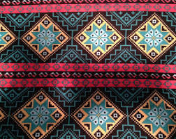 western curtains etsy