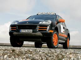 Porsche Cayenne Lifted - porsche cayenne s transsyberia technical details history photos