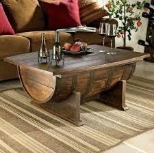 oak coffee tables foter