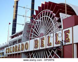 Colorado Belle Laughlin Buffet by The Colorado Belle Hotel And Casino In Laughlin Nevada Stock