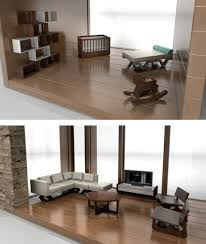 Modern Doll House Furniture by 95 Best Dollhouse U0026 Furniture Images On Pinterest Dollhouse
