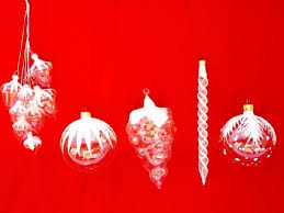 polish hand blown christmas ornaments