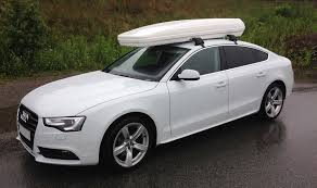 audi a5 roof find the packline car roof boxes for your audi