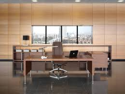 Modern Executive Desks by Home Office Dazzling Home Office Executive Desk Designs