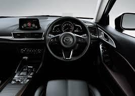 Mazda 3 Interior 2015 Mazda 3 Mazda Singapore