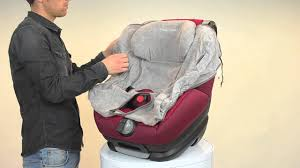 housse eponge pour siège auto opal de bebe confort