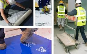 temporary floor protection uk s leading supplier to the
