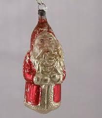 83 best vintage santa claus ornaments images on santa