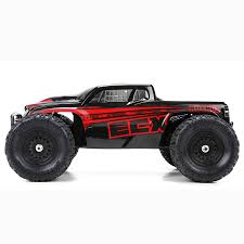 monster jam rc truck bodies ecx rtr ruckus 1 18 4wd monster truck with new body rc car action