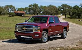 nissan truck 2014 2014 chevrolet silverado review carpower360