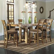 7 Piece Counter Height Dining Room Sets Signature Design By Ashley Krinden 7 Piece Counter Height Dining