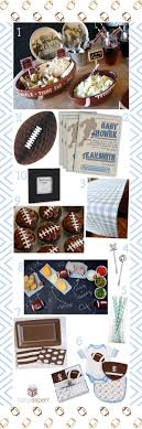 football baby shower baby shower inspiration vintage football theme baby aspen