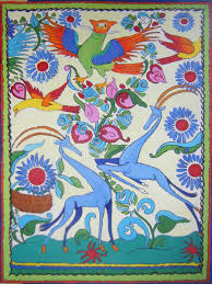 deschamps art custom painted murals home decor and mexican