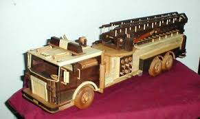 Free Woodworking Plans Toy Trucks by Toy Fire Truck Woodworking Plans Install Wood Vice