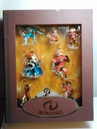 disney storybook ornament collection the incredibles