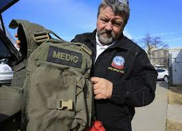 Arkansas Travel Vests images Mems to buy vests to protect little rock medics JPG