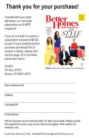 Magazine Sweepstakes Show Features U0026 Sweepstakes Evansville Courier U0026 Press Expos