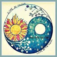 live by the sun by the moon with the home