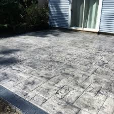 Average Price For Stamped Concrete Patio by Concrete Works Stamped Concrete South Jersey