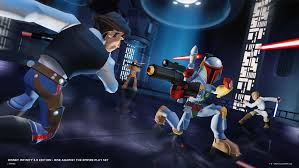 e3 2015 disney infinity 3 0 hands on preview the force of the