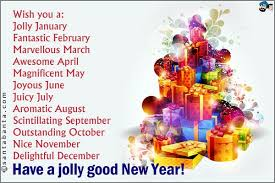 happy new year messages and sms techlogitic