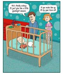Sleeping Baby Meme - 50 funny parenting memes don t wake the baby