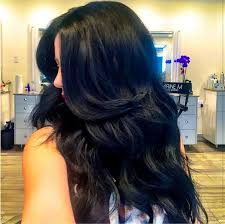 real hair clip in extensions real customers wearing hair hair clip in