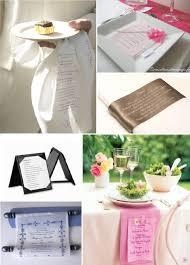 idã e menu mariage menu mariage faites le plein d idées