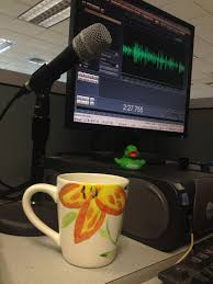 what do our work coffee mugs say about us at wlrn wlrn