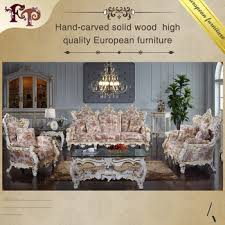 European Living Room Furniture Classic European Royal Style Living Room Furniture Luxury