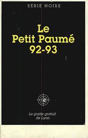 je baise ma mere dans la cuisine le petit paumé edition 1992 1993 city guide de lyon by le petit