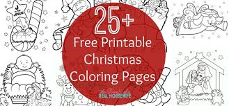 christmas coloring pages diary housewife