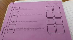 math u003d love algebra 1 radicals unit inb pages