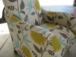 Accent Chair Slipcover Custom Slipcovers By Shelley Modern Floral Chair