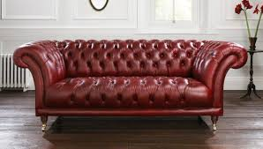 Velvet Chesterfield Sofa Sale by 15 Best Collection Of Red Chesterfield Sofas