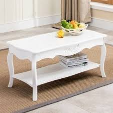 Cottage Coffee Table Shabby Chic Coffee Tables Visualizeus