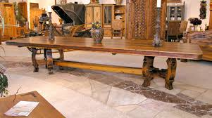 Great Antique Wood Dining Table Oak Dining Room Table Antique All - Antique oak kitchen table