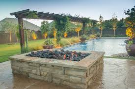 Large Firepit Fireplaces Pits Large Rectangular Pit