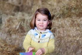 princess charlotte turns 2 kate middleton releases new photo