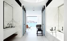 Black Faucet Bathroom by Add Drama With A Black Faucet Abode