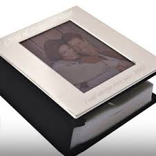 engraved wedding albums personalised 50th wedding anniversary gifts i just it