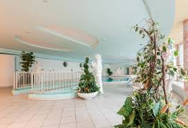 relaxed enjoy the spa pool sauna massages