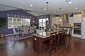Open Floor Plan Homes by Design Trends Revealed In Local Model Homes William Ryan Homes Blog