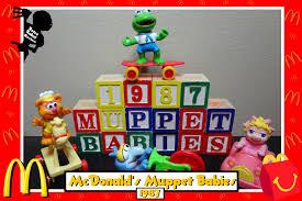 mcdonald u0027s muppet babies happy meal toy u2013 1987