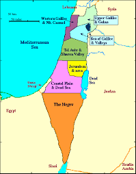negev desert map 141 modern geography and eretz yisrael tamid nyc