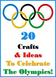 Olympic Games Decorations Olympic Crafts 20 Crafts Activities U0026 Ideas To Inspire