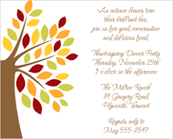autumn thanksgiving invitations flower thanksgiving invitations
