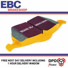 ebc yellowstuff front rear brake pads for honda civic type r ep3