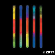 glow sticks color glow sticks
