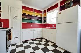 Apartment Therapy Kitchen Cabinets Fun Multi Colored Kitchen Cabinets Apartment Therapy